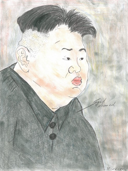 "Kim Jong-un (born between 8 January 1982 and 8 January 1984) is the supreme leader of North Korea since 2011. The Chairman of the Workers' Party of Korea (WPK), he is the second child of Kim Jong-il (1941–2011) and Ko Yong-hui. He is the first North Korean leader to have been born after the country's founding. Before taking power, Kim was rarely seen in public, and many of the activities of Kim and his government remain unknown. Even details such as what year he was born, and whether he did indeed attend a Western school under a pseudonym, are difficult to confirm. Kim succeeded his father and supreme leader of the DPRK, Kim Jong-il, following the elder Kim's death in 2011. Kim holds the titles of Chairman of the Workers' Party of Korea (as First Secretary between 2012 and 2016), Chairman of the Central Military Commission, Chairman of the State Affairs Commission, Supreme Commander of the Korean People's Army, and member of the Presidium of the Politburo of the Workers' Party of Korea, the highest decision-making body in North Korea. Kim was promoted to the rank of Marshal of North Korea in the Korean People's Army on 18 July 2012, consolidating his position as the Supreme Commander of the Armed Forces and is often referred to as Marshal Kim Jong-un or ""the Marshal"" by state media. Kim obtained two degrees, one in physics at Kim Il-sung University, and another as an Army officer at the Kim Il-sung Military University. On 12 December 2013, official North Korean news outlets released reports that due to alleged ""treachery,"" he had ordered the execution of his uncle Jang Song-thaek. On 9 March 2014, Kim Jong-un was elected unopposed to the Supreme People's Assembly. Kim Jong-un is widely believed to have ordered the assassination of his half-brother, Kim Jong-nam in Malaysia in February 2017."